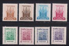 Thailand 1962 Sc # 373-80 Malaria Mnh Xf (49979)