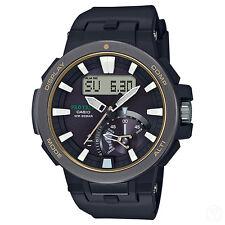 CASIO PRO TREK Triple Sensor Solar Watch ProTrek PRW-7000-1B