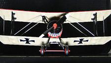 WW1 Vintage Aircraft Airplane Rare Pre WW2 Military Armor 18 Carousel Black 1 48