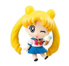 Sailor Moon - Petit Chara 4 Mini Figure Megahouse - USAGI Moon (B) wink