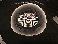 Queen Jazz Rock Music Album Cover T Shirt XL Not A Cheap Iron On Job Circa 1990s