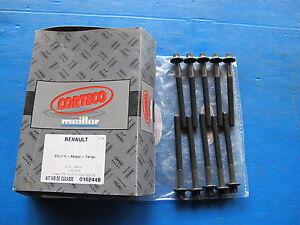Kit vis de culasse Corteco/Meillor pour: Renault: Clio I et II, Kangoo, Twingo