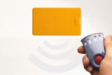 Profi-Alarmtrittmatte für die Altenpflege mit Pager Vibration (Funkalarm)Größe:B