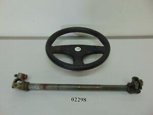 02298 Arctic Cat Prowler 650 OEM Steering Wheel & Stem, Shaft 08 2008 RM