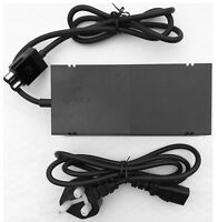 OFFICIAL XBOX ONE POWER SUPPLY PSU ADAPTER BRICK + UK XBOX KETTLE LEAD PLUG