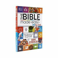 The Bible Made Easy - for Kids Free Shipping