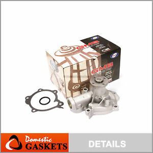 GMB Water Pump Fit 99-05 Hyundai Sonata Santa Fe Kia Optima 2.4L DOHC G4JS
