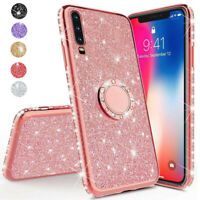 Luxury Bling Glitter Diamond Sparkly Soft Gel Case Cover For Samsung Galaxy A70
