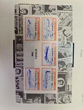 Guernsey Sark Stamps - Kennedy  MS UM M28