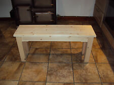 Quality Wooden Handmade kitchen-Dining-utility  Bench Sturdy And Solid 4FT