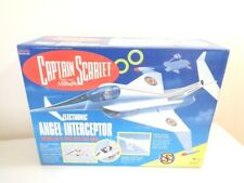 Captain Scarlet Toy Electronic Angel Interceptor with Sounds Mint Sealed