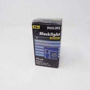 NEW Philips 75 Watt Blacklight Indoor for Special Effect Lighting Philips