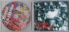 "MAXI CD 1T MADONNA ""CELEBRATION"" IMPORT UK"