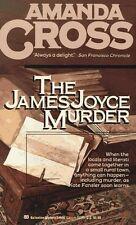 The James Joyce Murder (A Kate Fansler Mystery) by Amanda Cross