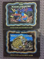 The Magic Colours/The Frog Who Wouldn't Laugh, Cecilia Egan (PB) Dreamtime Story