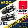 2 X AUDI A4 B8 2.7 382 P21W 44-SMD TRADE BRAKE/STOP BULBS REAR UPGRADE LIGHTS
