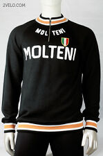 MOLTENI vintage wool long sleeve jersey, new, never worn XL
