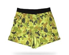 Thf Athletic Shorts - Frog Camo Medium Workout Shorts Tachuntfish