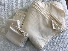 Diaper Rite Bamboo Flats Large 20 NEW! 4 Used Great Condition 24 Total Diapers