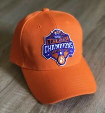 ff1f2fad5bc 2018 CLEMSON CHAMPIONS Cap Hat Patch Style Tigers NATIONAL CHAMPIONSHIP NCAA  O