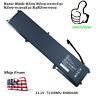 Genuine OEM R3RZ09-0102 Battery Razer Blade RZ09 RZ09-01161E31 RZ09-01302E21 New