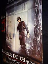 L' ANNEE DU DRAGON Year of the dragon  m rourke  michael cimino affiche cinema