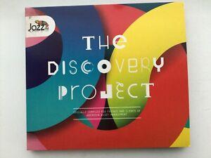 The Discovery Project - Miles Davis, David Sanborn, George Benson (CD 2010)