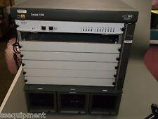 3COM 3C16850 SWITCH 7700 INC 3C16857 64GBPS FAB MOD / 2 POWER UNITS / 1 FAN TRAY