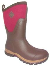 NEW Muck Boots Women's Arctic Sport II Mid Extreme Brown/Cordovan Boots
