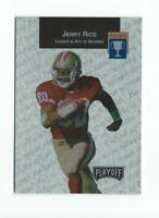 1993 Playoff Headliners Redemption #H4 Jerry Rice 49ers