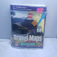 Travel Maps USA - Windows 95 & Higher PC CD-ROM Trip Planner.
