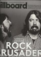 Billboard music magazine Dave Grohl Foo Fighters EDM Reviews Charts Songs