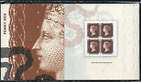 PENNY  RED  GB  2011  QUEEN  VICTORIA   FACSIMILE  STAMPEX  PRESENTATION  PACK