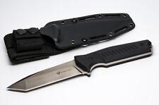 Couteau de Combat Steel Will Cager Tanto Acier D2 Manche G10 Etui Kydex SMG1420