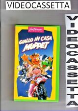 GIALLO IN CASA MUPPET - VHS