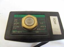 CKD AB41-02-4 Ventil Solenoidventil Magnetventil DC 24V #8871
