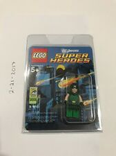 Lego 2013 SDCC Exclusive DC minifigure - Green Arrow 1 Of 200 Very Rare