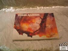 Tomb Raider Art Book For PS3 NEW