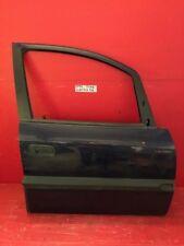 sportello porta portiera anteriore dx opel zafira 2001