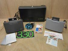 Vintage POLAROIDS Polaroid Land Camera 125 330 Plus Case and Accessories