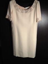 Mila Schon woman dress - Size 44 – Vintage - pre-owned 100% silk - pink