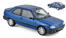 Peugeot 309 Gti16 1992 Miami Blue 1:18 Model 184881 NOREV