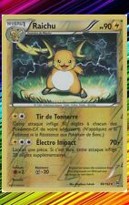 Raichu Reverse - XY8:Impulsion Turbo - 49/162 - Carte Pokemon Neuve Française