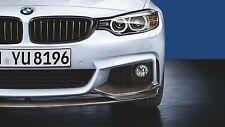 BMW OEM BLACK KIDNEY GRILLE SET M PERFORMANCE 3 SERIES E90 LCI