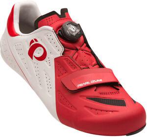 Pearl Izumi Elite Road V5 Rennrad Fahrrad Schuhe rot Gr: 39
