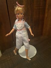Skipper barbie doll babysitter w/ clothes and shoes 1987 era articulated twist