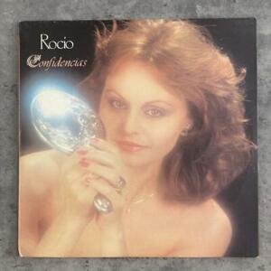 Rocio Durcal – Confidencias LP 1981 Venezuela Ariola Latin Pop