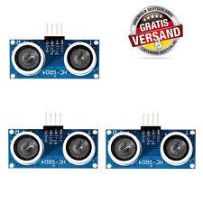 3 Ultraschall Entfernungsmesser Ultrasonic Modul Distance Sensor Arduino HC-SR04