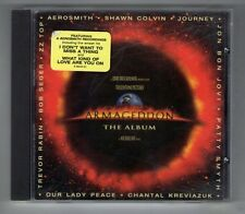 ARMAGEDDON cd THE ALBUM - VARIOUS ARTISTS - 14 TRACKS