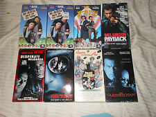LOT OF 30 VINTAGE VHS MOVIES TOMMYKNOCKERS, HOME ALONE, THE DEVIL'S ADVOCATE....